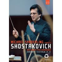 Conducts Shostakovich DVD