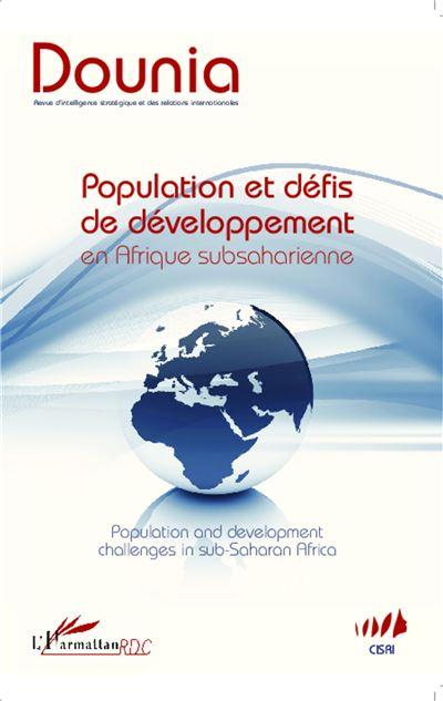 Population et défis de développement en Afrique subsaharienne