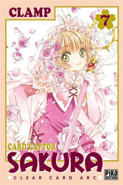 [CLAMP] Card Captor Sakura et autres mangas - Page 37 Clear-Card-Arc