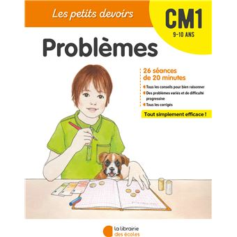 Problèmes CM1