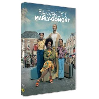 Bienvenue à Marly-Gomont DVD