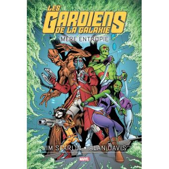 Guardians of the galaxyLes Gardiens de la Galaxie : Mère entropie