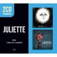 2 CD originaux : Nour J'aime pas la chanson
