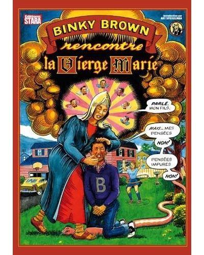 Binky Brown rencontre la Vierge Marie