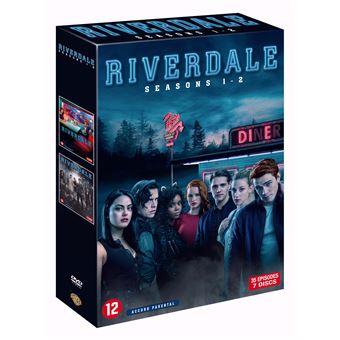 RiverdaleCoffret Riverdale Saisons 1 et 2 DVD