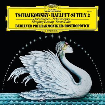 Ballet suites ii:swan lak