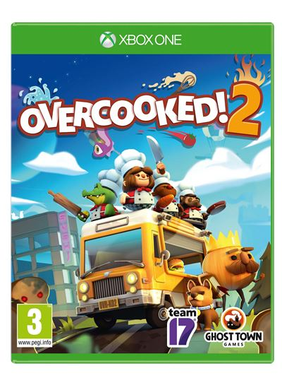 Overcooked! 2 Xbox One