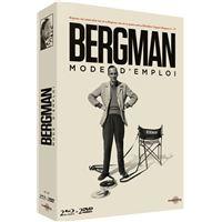 Coffret Bergman, Mode d'Emploi Edition Collector Limitée Combo Blu-ray DVD