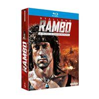 Coffret Rambo La Trilogie Blu-ray