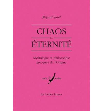 Chaos et éternité