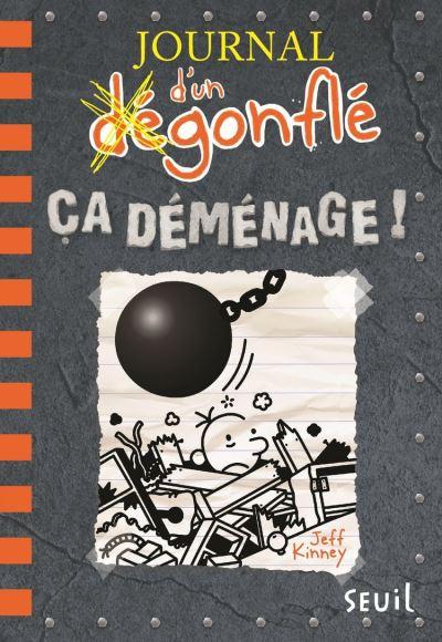 Journal d'un dégonflé - Tome 14 - 9791023512335 - 9,49 €