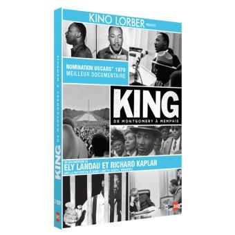 King de Montgomery à Memphis DVD
