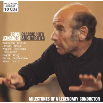 Milestones of A Legendary Conductor