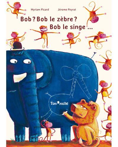 Bob le zèbre ?
