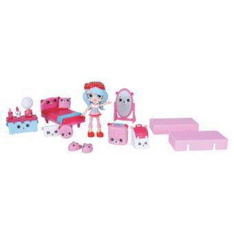Coffret Deco avec poupée Happy Places Shopkins