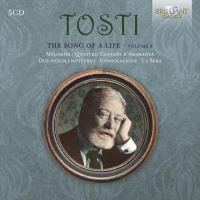 Tosti-song of a life vol 4-casu(5cd