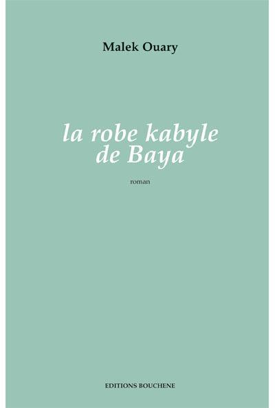 La robe kabyle de baya