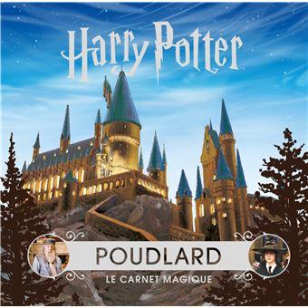 Harry PotterLe carnet magique Poudlard