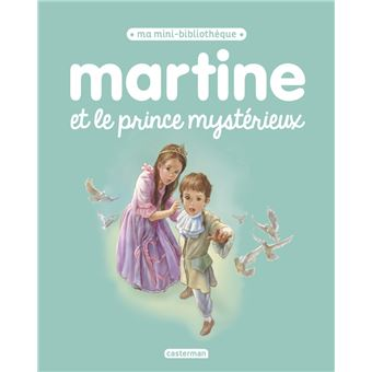 MartineMartine et le prince mysterieux