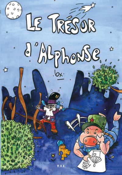 Le trésor d'Alphonse