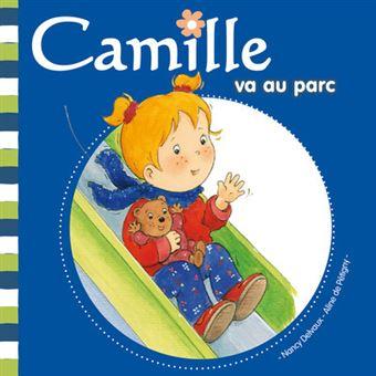 CamilleCamille va au parc