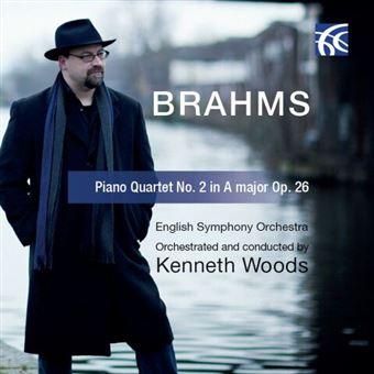 Quatuor avec piano n 2 en la majeur op 26/orch kenneth woods