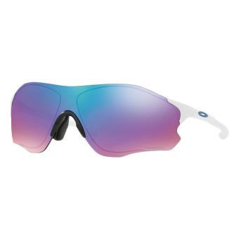 ... Lunettes de soleil Oakley EVZero Path Blanche et violette ... 2e1ed79b22e2