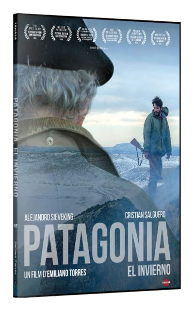 <strong>Patagonia</strong> el invierno dvd
