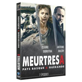 Meurtres àMeurtres au Pays Basque DVD
