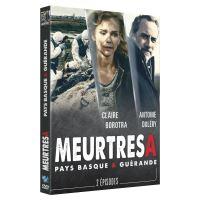 Meurtres au Pays Basque DVD