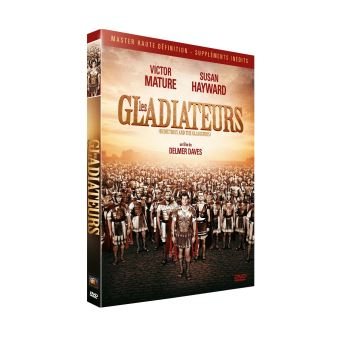 Gladiateurs DVD