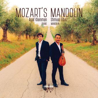Sonates pour violon jouées a la mandoline