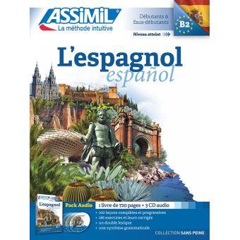 Pack CD audio espagnol