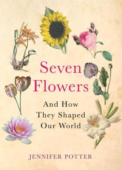 Seven Flowers Jennifer Potter
