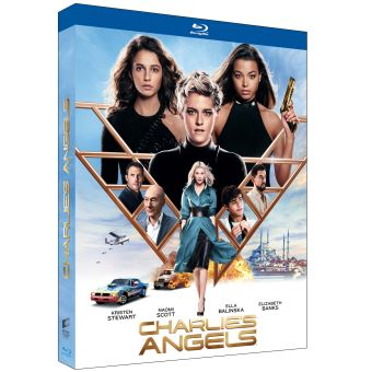 Charlie's AngelsCharlie's Angels Blu-ray