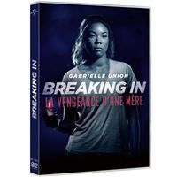 Breaking In DVD