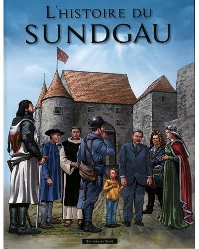 L'histoire du Sundgau en BD
