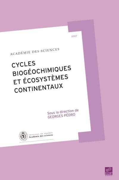 Cycles biogeochimiques