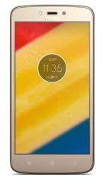 MTOR Smartphone Motorola Moto C Plus Double SIM 16 Go Or raffi...