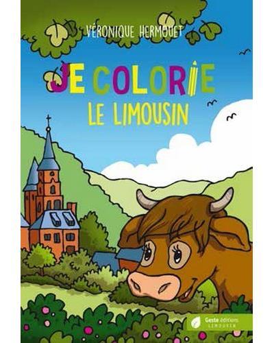 Je colorie le Limousin