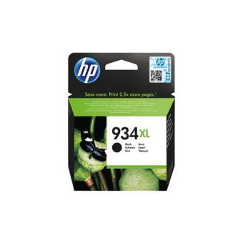 Cartouche d'encre HP 934 XL Noir (C2P23AE)