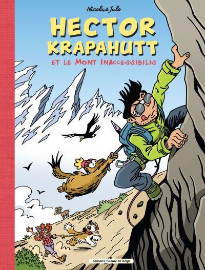 Hector Krapahutt et le Mont Inaccessibilis