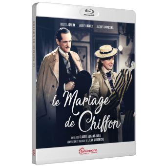 Le Mariage de Chiffon Blu-ray