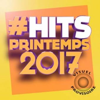 HITS PRINTEMPS 2017/2CD