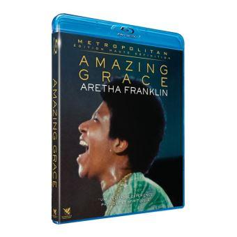 Amazing Grace : Aretha Franklin Blu-ray