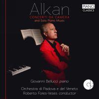 Concertos de chambre et œuvres pour piano seul