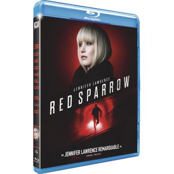 RED SPARROW-FR-BLURAY