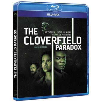 CloverfieldThe Cloverfield Paradox Blu-ray