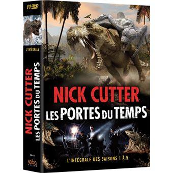 Nick Cutter, les portes du tempsNick Cutter, les portes du temps Saisons 1 à 5 Coffret DVD