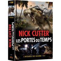 Nick Cutter, les portes du temps Saisons 1 à 5 Coffret DVD